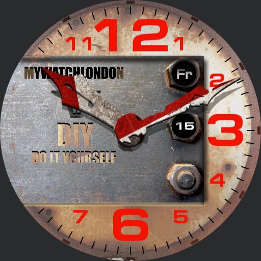 MYWATCH-DIY