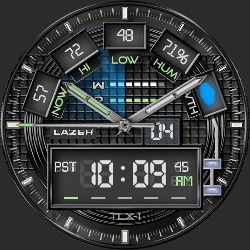 Lazer TLX-1 rc2