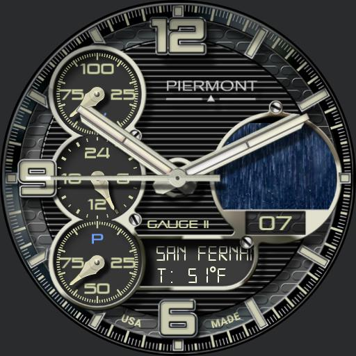 Piermont Gauge II rc1