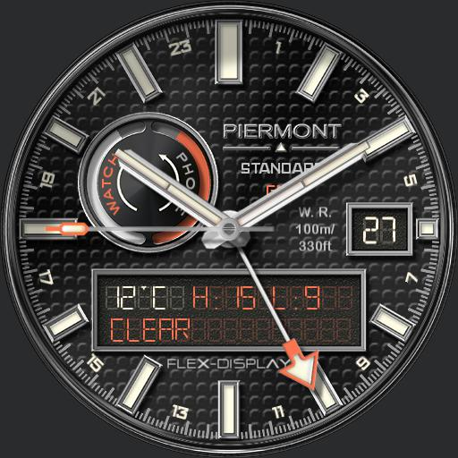 Piermont Standard GMT rc