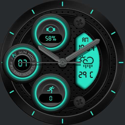HADES Watch Face