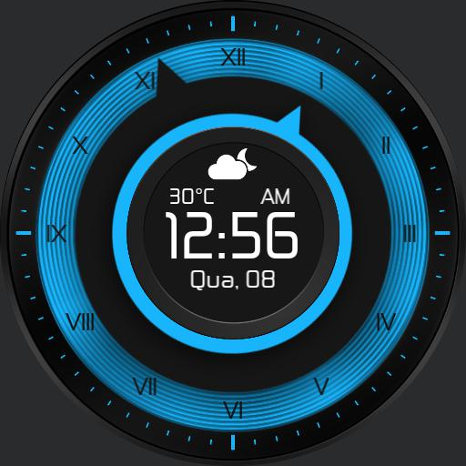 SPARK Watch Face