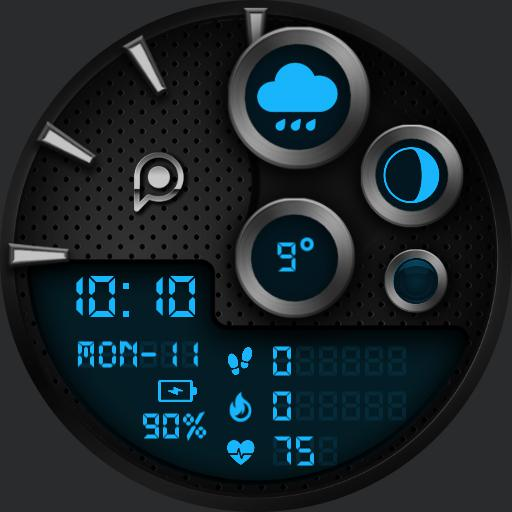 ALERT Watch Face