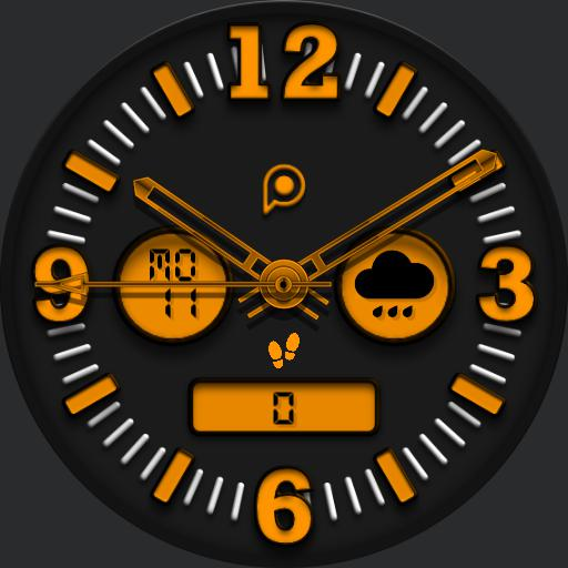 COLORTIME Watch Face