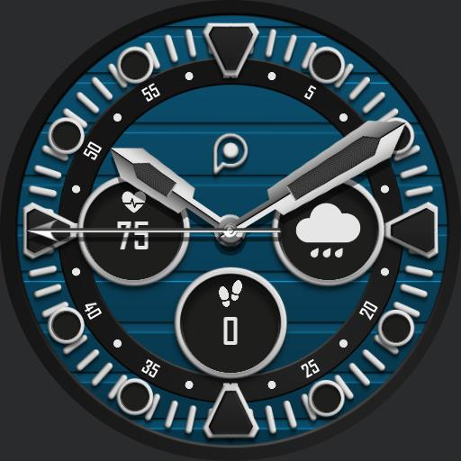 LITHIUM Watch Face