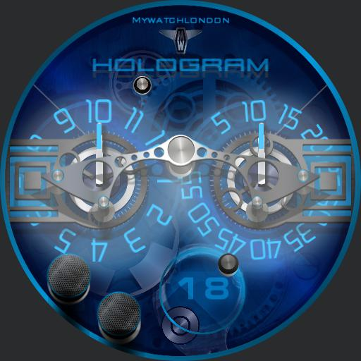MYWATCH-HOLOGRAM