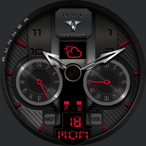 MYWATCH-CONVICT RUNNER