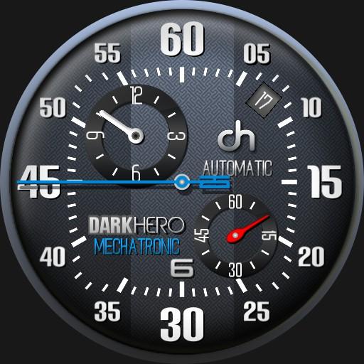 Dark Hero Mechatronic 6 Eccentric V1.2