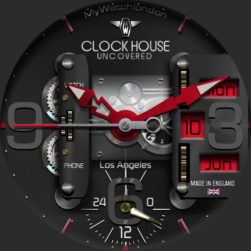 MYWATCH-CLOCKHOUSE UNCOVERED 1.1