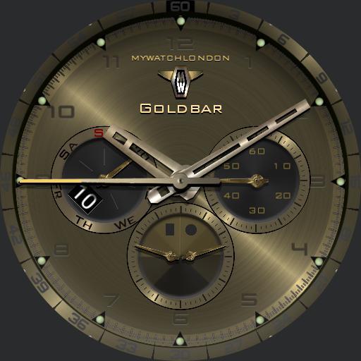 MYWATCH-GOLDBAR