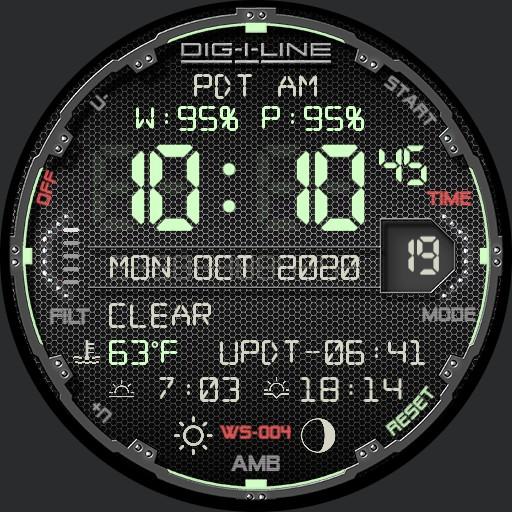 Digiline WS-004 UC rc