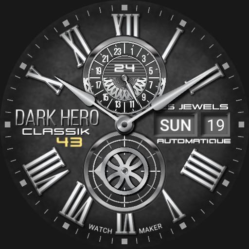 Dark Hero Classik 43