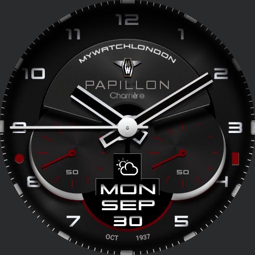 MYWATCH - PAPILLON
