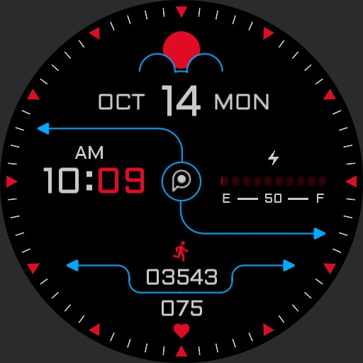 ARROWS Watch Face