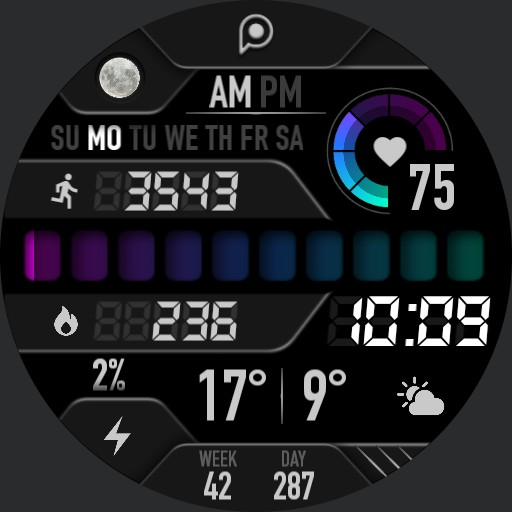 HIGH LEVEL 2 Watch Face