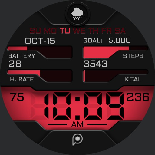 LIMITED EDGE Watch Face