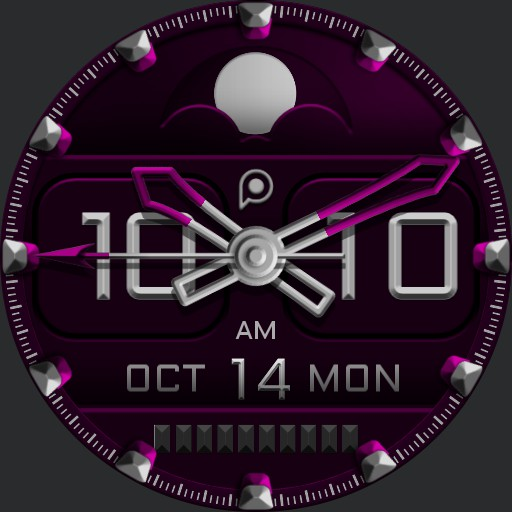 LUNAR PHASE Watch Face