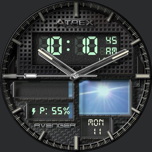 Atrex Avenger UC rc 1