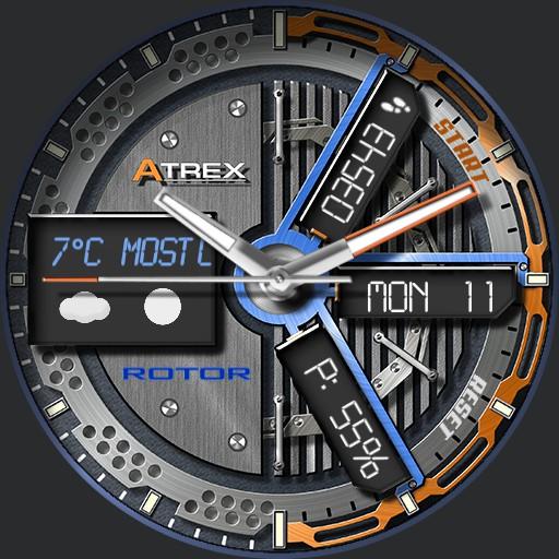 Atrex Rotor rc