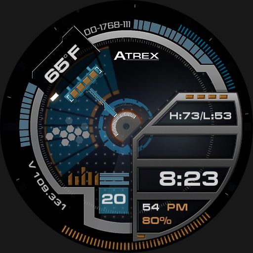 Atrex V 109 Animated rc1