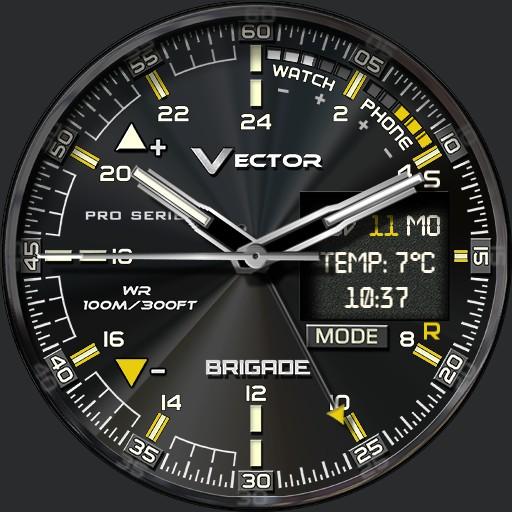 Vector Brigade UC rc