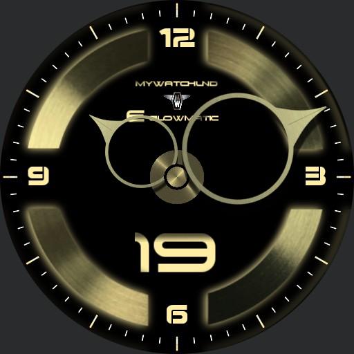 MYWATCH-E GLOWMATIC