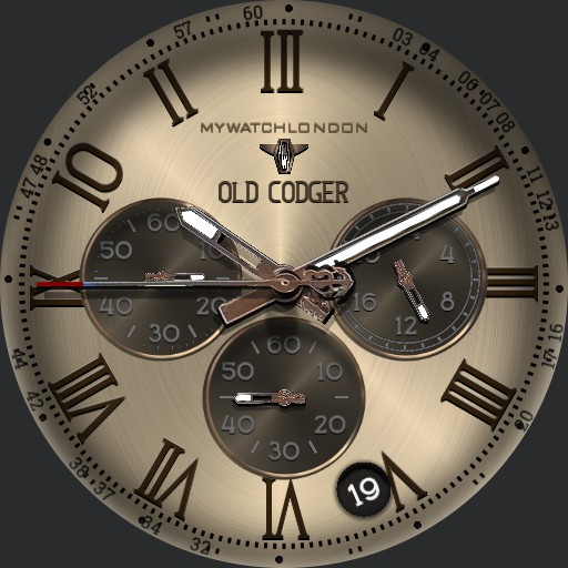 MYWATCH-OLD CODGER