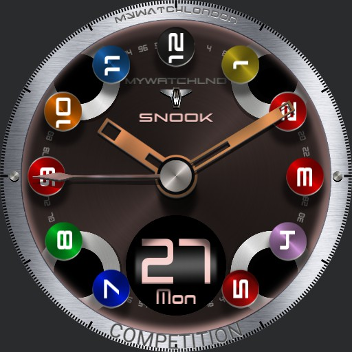 MYWATCH-SNOOK SPINA