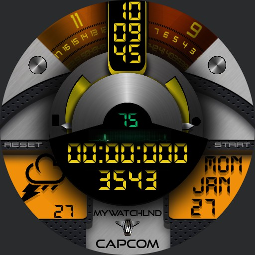 MYWATCH-CAPCOM