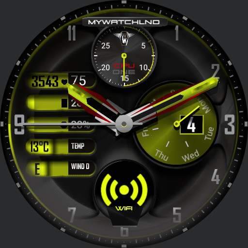 MYWATCH - CPU ONE