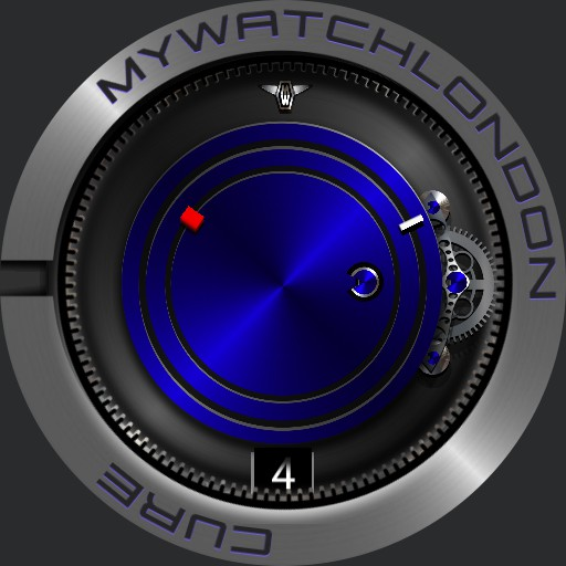 MYWATCH -CURE