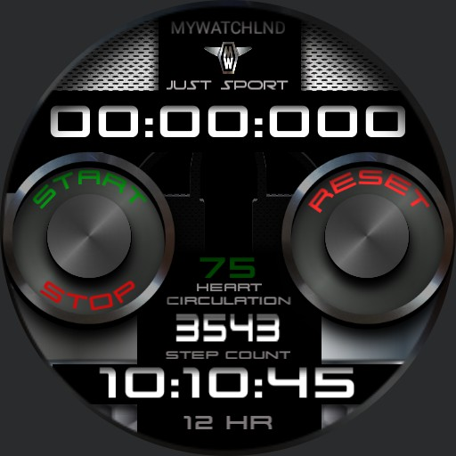 MYWATCH - JUST SPORT