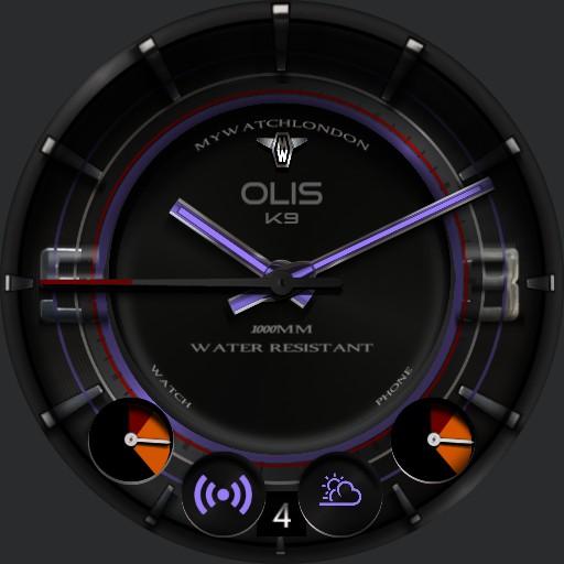 MYWATCH- OLIS K9