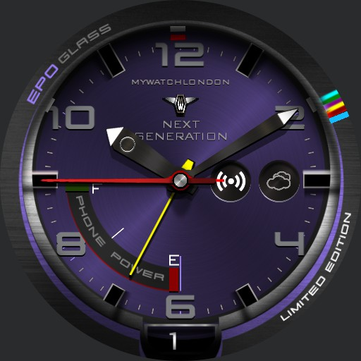 MYWATCH-NEXT GENERATION E.G