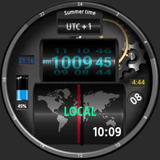 World timer new