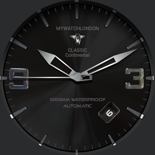 MYWATCH-CLASSIC CONTINENTAL