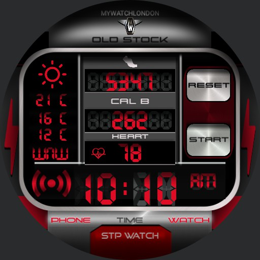 MYWATCH-OLD STOCK