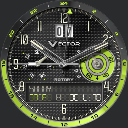 Vector Rotary UC rc1