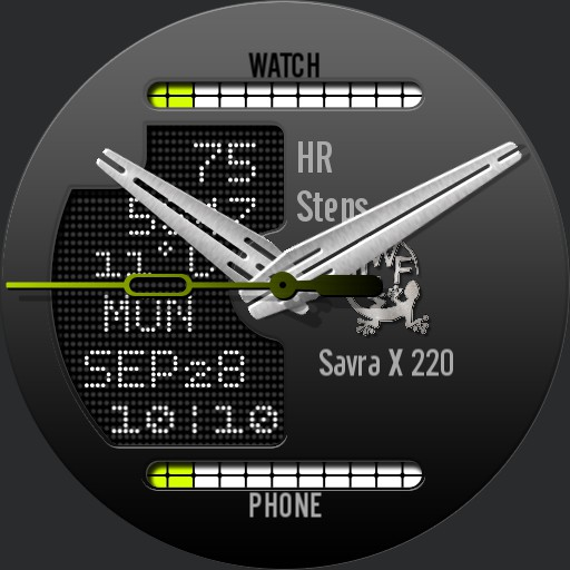 Savra X 220