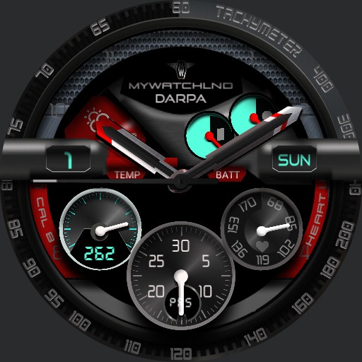 MYWATCH-DARPA