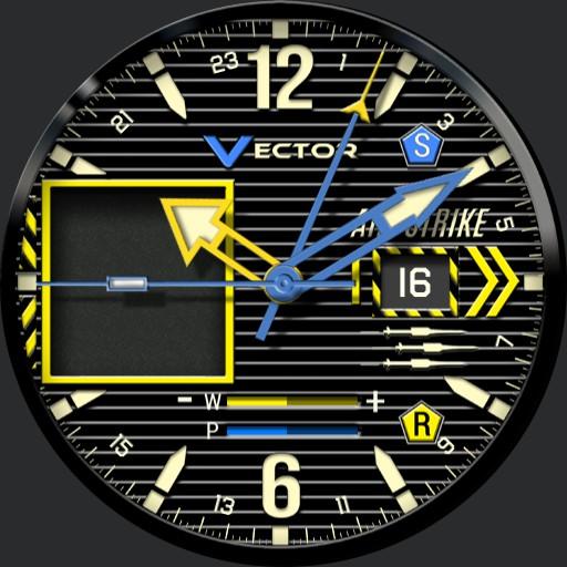 Vector Air Strike UC rc1