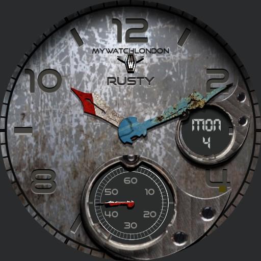 MYWATCH-RUSTY