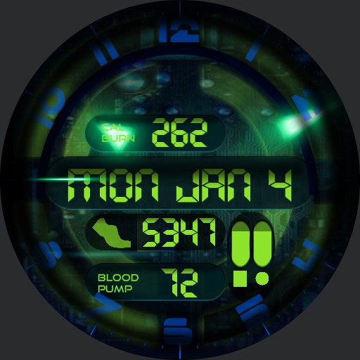 MYWATCH-ANDROID INVASION