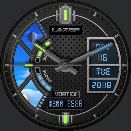 LAZER Vortex RC3