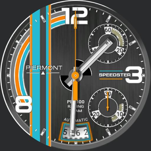 Piermont  Speedster PRT-100 RC2