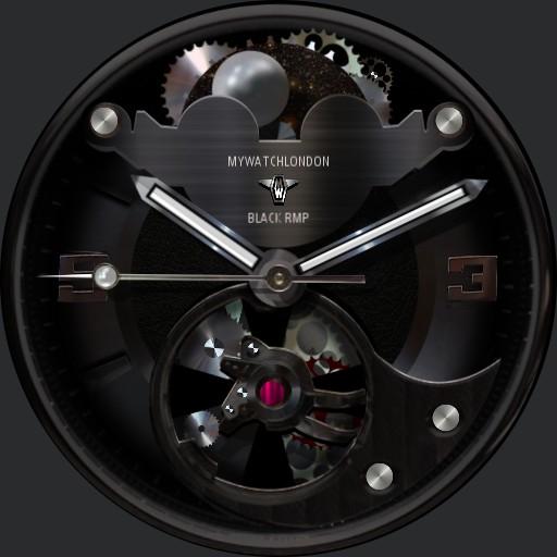 MYWATCH-BLACK RMP