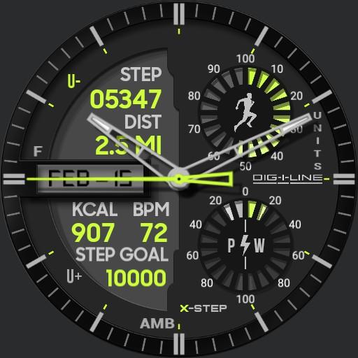 Digiline X-Step UC rc