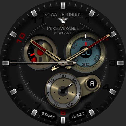 MYWATCH - PERSEVERANCE