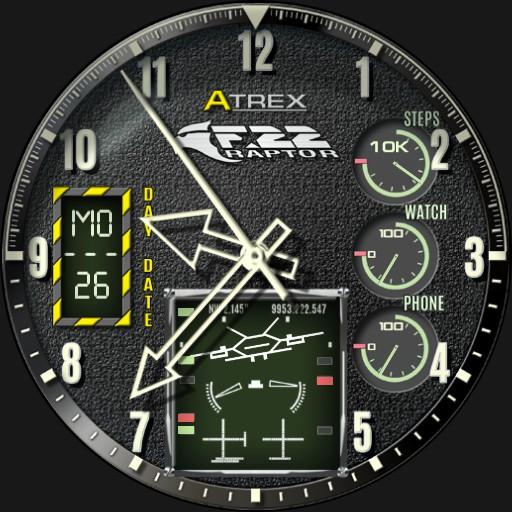 Atrex Raptor UC rc