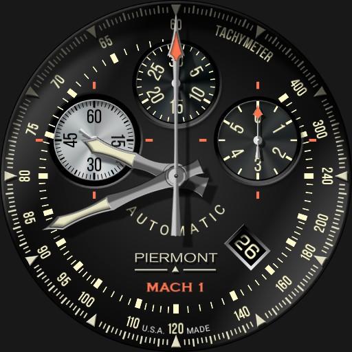 Piermont Mach 1 UC rc